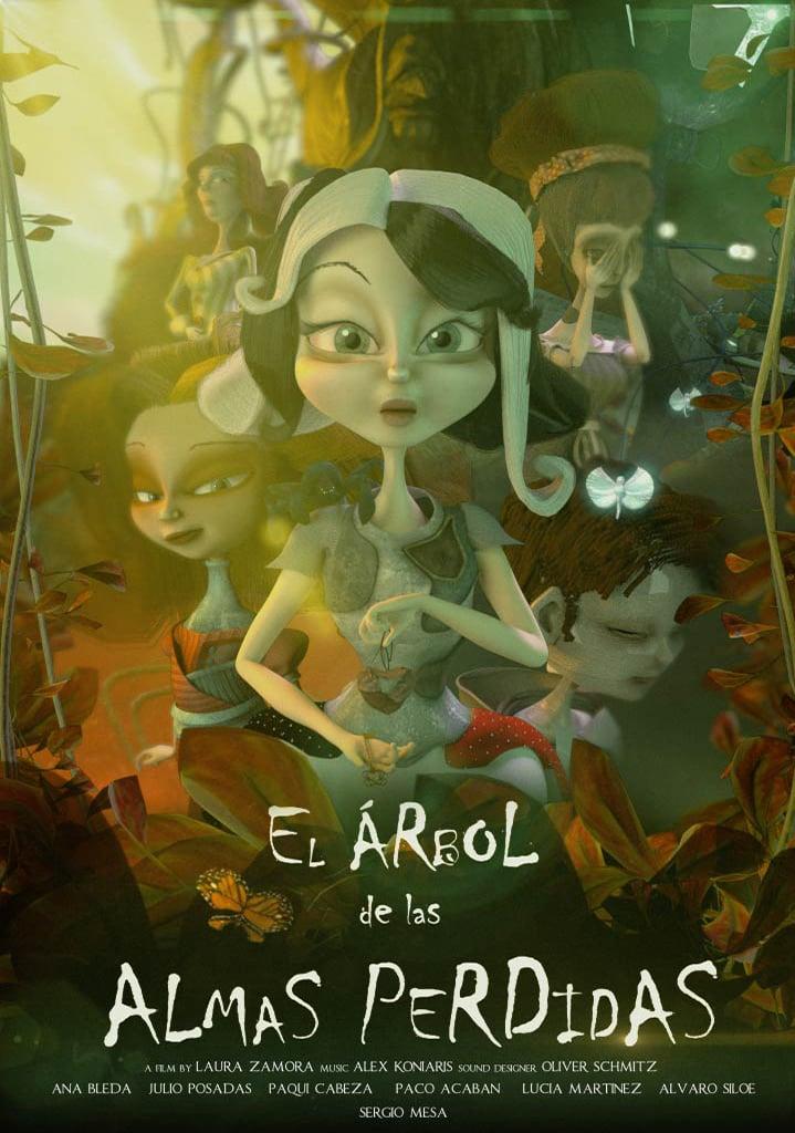 Entrevista a Laura Zamora, directora de 'El árbol de las almas perdidas', cortometraje de animación candidato al Premio Goya