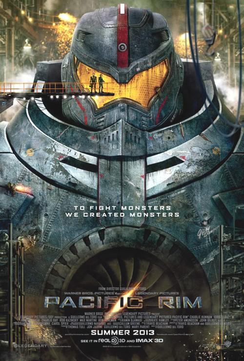 Se desata la guerra entre alienígenas y robots en el primer tráiler de 'Pacifim Rim', lo nuevo de Guillermo del Toro