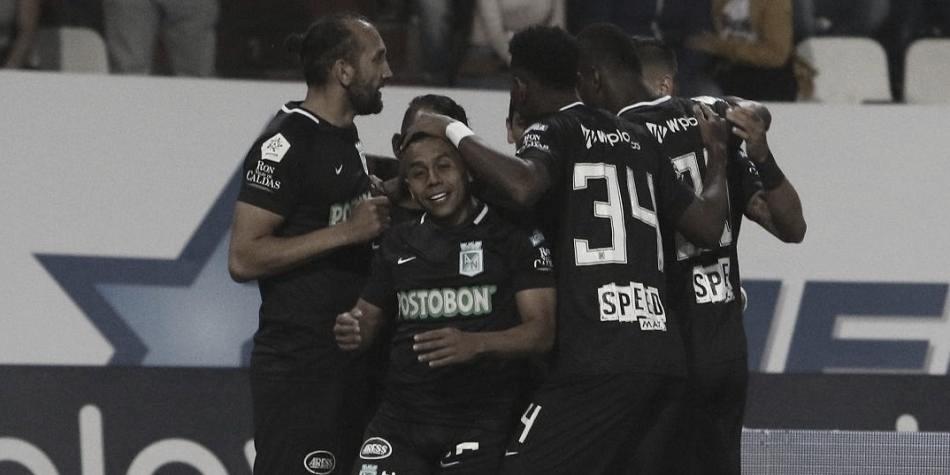 Atlético Nacional ganó su primer encuentro de esta Liga Aguila 2019-II