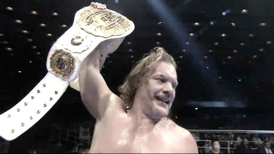 Anuario VAVEL 2018: Campeonato Intercontinental IWGP: El décimo campeonato de Chris Jericho