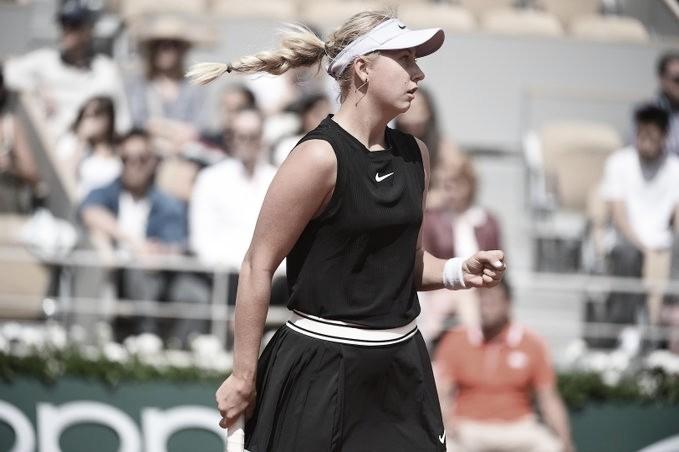 Kerber cai para Potapova logo na abertura dos trabalhos em Roland Garros