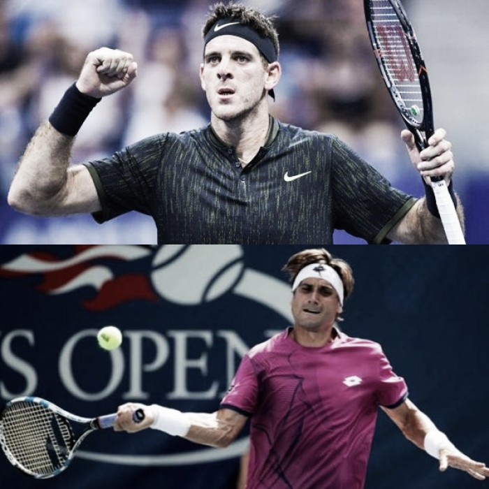 La Torre de Tandil venció a David Ferrer y está en octavos de US Open 2016 (7-6; 6-2; 6-3)