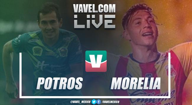 Resultado y goles del partido Potros UAEM 1-2 Monarcas en Copa MX 2019