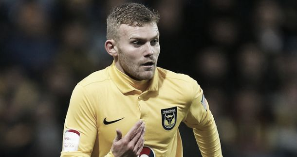 Alfie Potter joins AFC Wimbledon after mutual departure from League Two rivals Oxford United