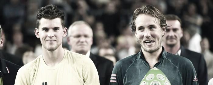 Lucas Pouille bate Dominic Thiem e vence o primeiro ATP da carreira em Metz