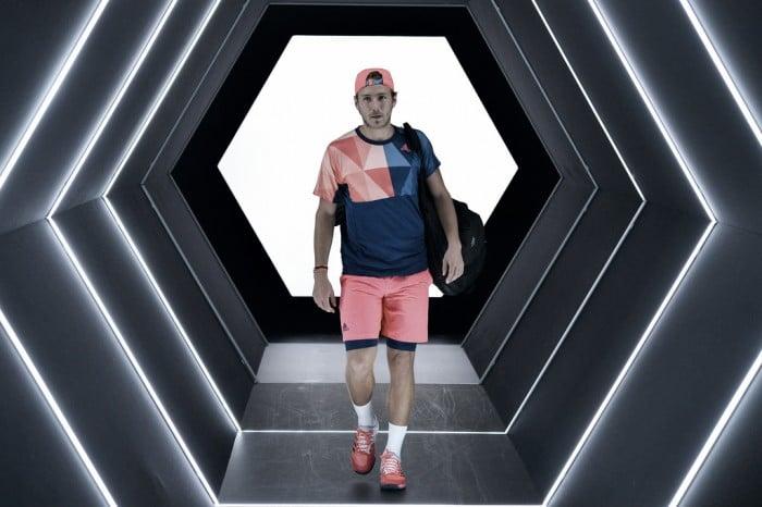 ATP Paris: Lucas Pouille exacts revenge on Feliciano Lopez to reach the third round