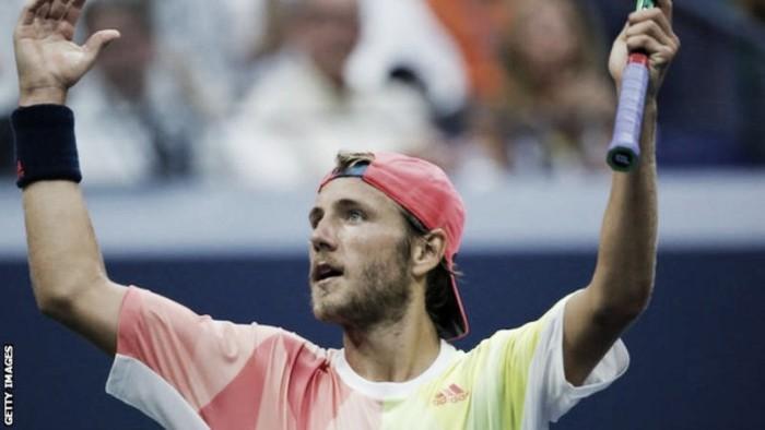 Em batalha de quatro horas, Lucas Pouille elimina Nadal no US Open