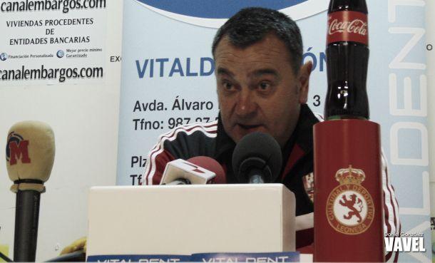 """Carlos Pouso: """"Sabíamos que el Marino no nos iba a regalar los puntos"""""""