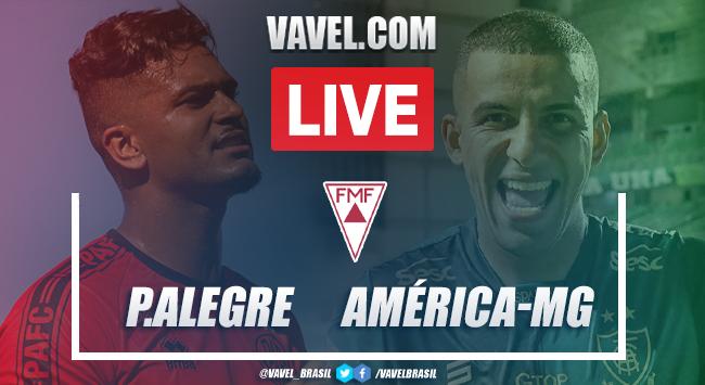 Gols e melhores momentos Pouso Alegre 1x2 América-MGpelo Campeonato Mineiro