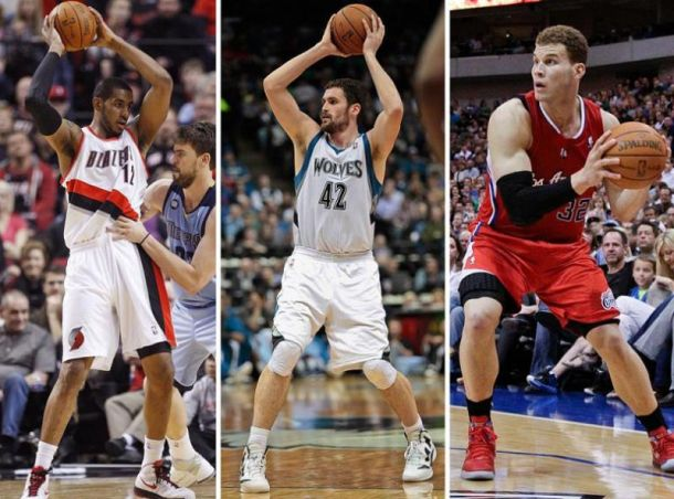 Top 5 Power Forwards Going Into 2014-2015 NBA Season
