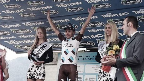 Giro del Trentino, terza tappa: esulta Pozzovivo, Porte controlla