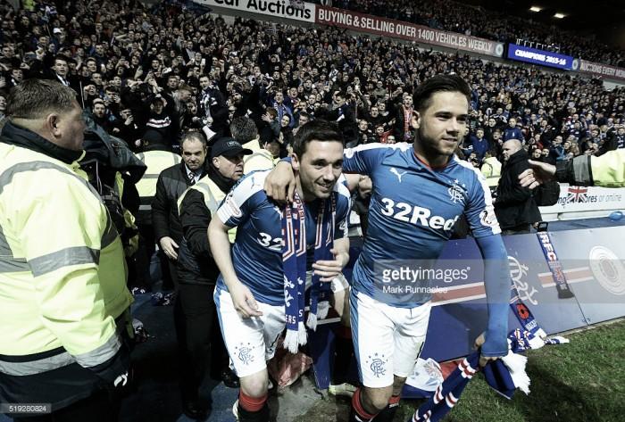 Escócia: O Rangers voltou à primeira Liga