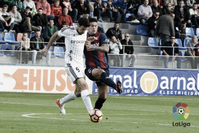 Real Oviedo - SD Huesca: a por un golpe de autoridad