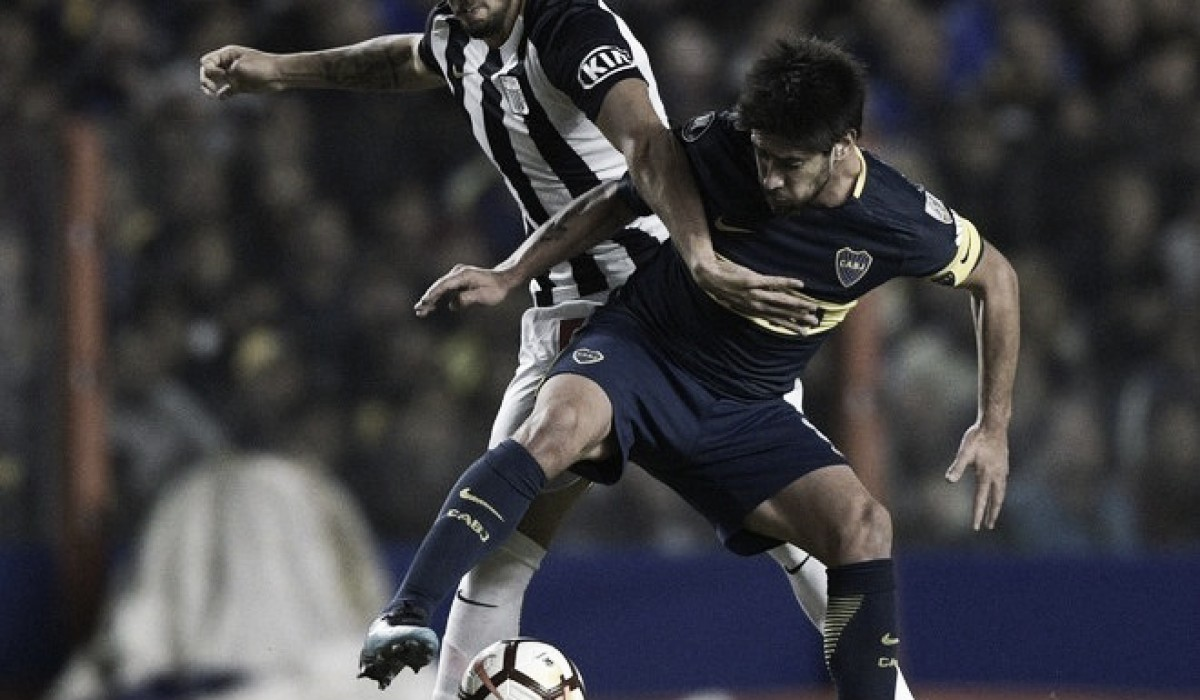 """Pablo Pérez: """"Jamás entraría a una cancha a perder"""""""