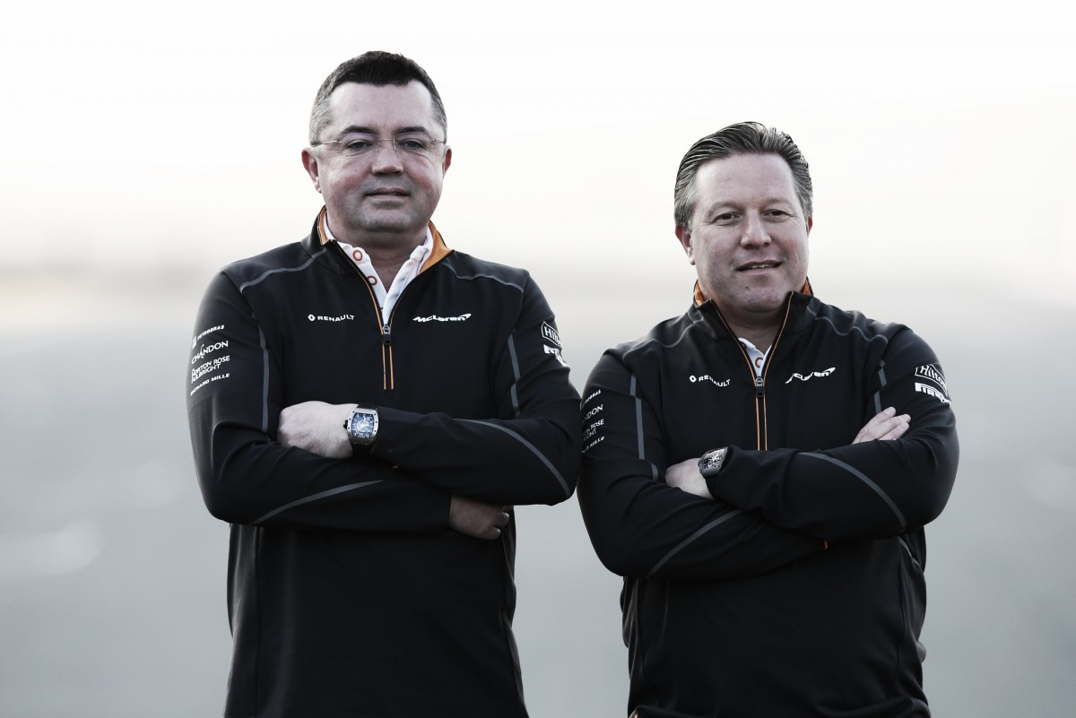 Restructuración corporativa en McLaren