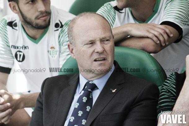 """Mel: """"El presidente del Girona se dará cuenta que el Betis no tiene la culpa"""""""