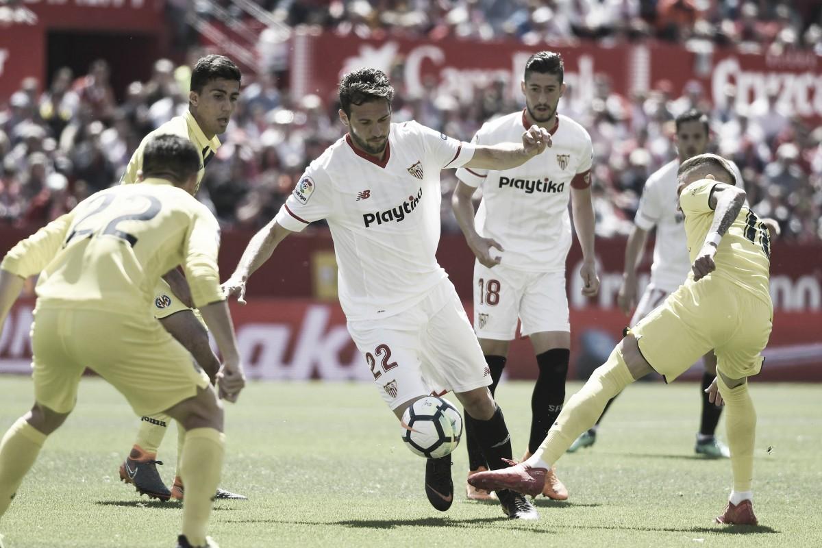 Previa Sevilla FC - Villarreal: Uno de esos partidos de más de tres puntos en juego