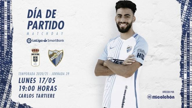 Previa Real Oviedo - Málaga CF: homólogos en juego