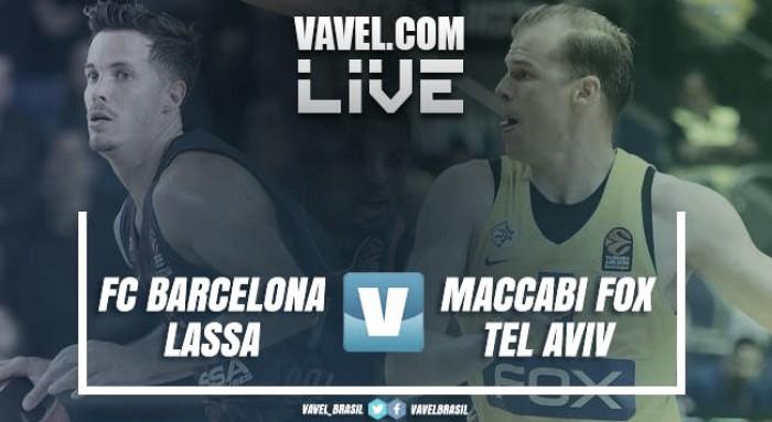Resumen. FC Barcelona Lassa 89-67 Maccabi Tel Aviv en Euroliga 2017