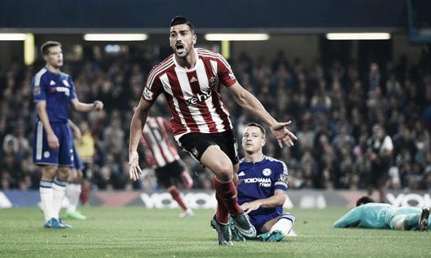 Il Chelsea non vince più ed è quartultimo: a Stamford Bridge è 3-1 per il Southampton.