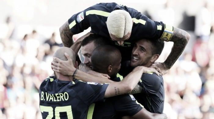 L'Inter vuole ingranare la quinta contro il Bologna