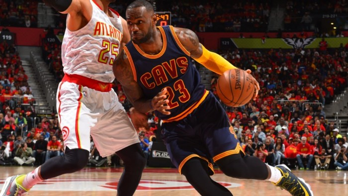 NBA Playoffs, Atlanta nel baratro: Cleveland vince anche gara 3