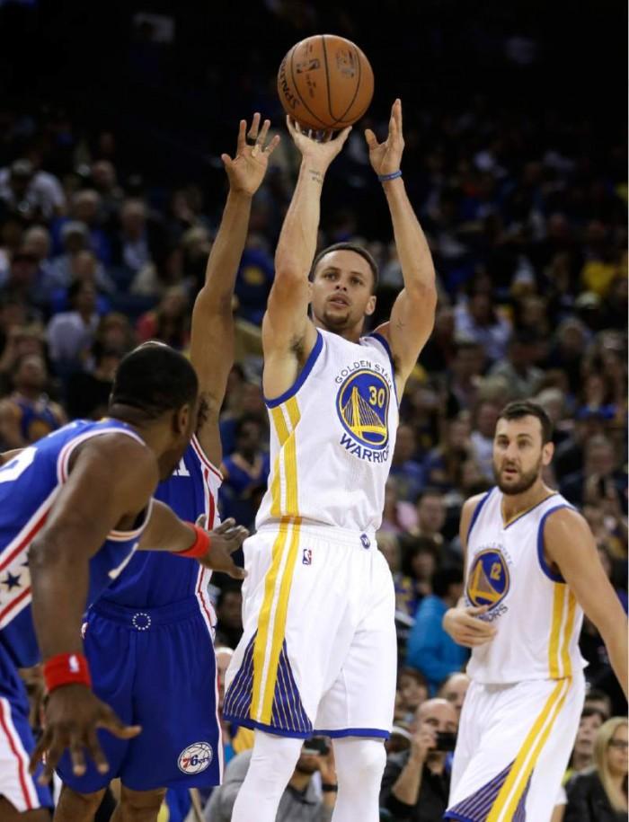NBA, facili vittorie per Golden State e Washington: Philadelphia e Lakers k.o.