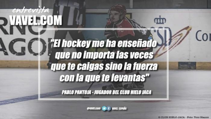 "Entrevista. Pablo Pantoja: ""Sigo intentando irme a jugar a USA"""