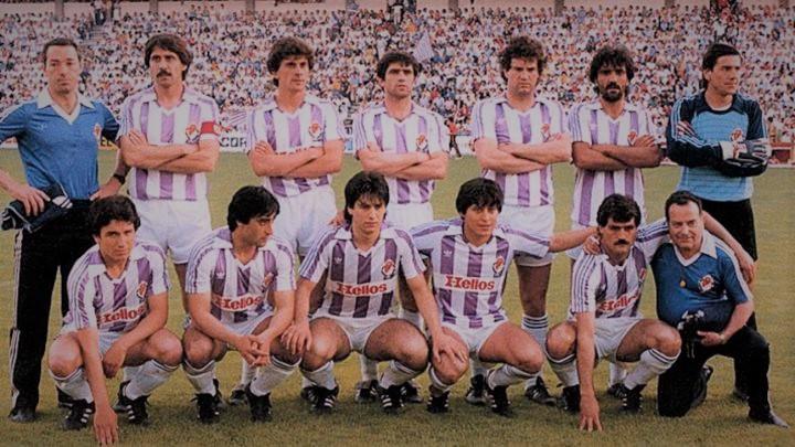 El paso del tiempo para el Real Valladolid en la Copa del Rey