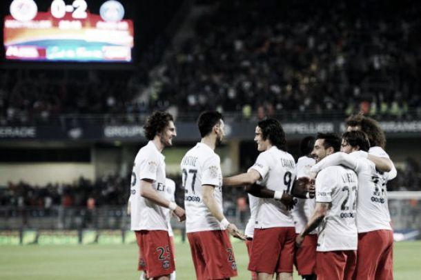 El Paris Saint-Germain conquista su quinta Ligue 1