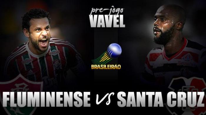 Fluminense e Santa Cruz duelam buscando manter boa sequência no Brasileirão