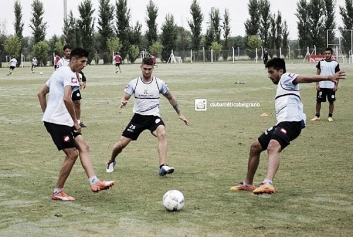 Belgrano comenzó la semana de entrenamientos