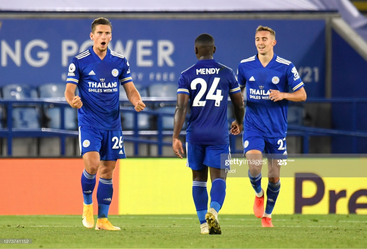Leicester City 4-2 Burnley: Foxes edge King Power goalfest to continue perfect start