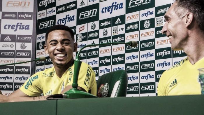 Dupla do Palmeiras, Prass e Gabriel Jesus comemoram convocação à Seleção Olímpica