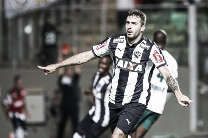Atlético-MG derrota Caldense e mantém 100% de aproveitamento no Mineiro