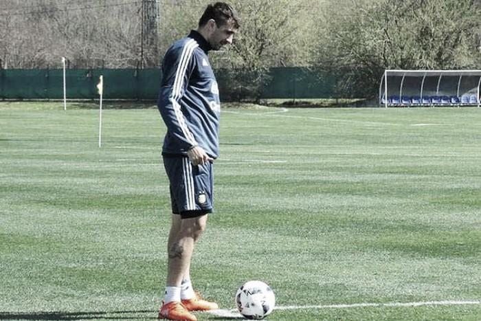 Gols pelo Atlético-MG e admiração de Bauza levaram Lucas Pratto à Seleção Argentina