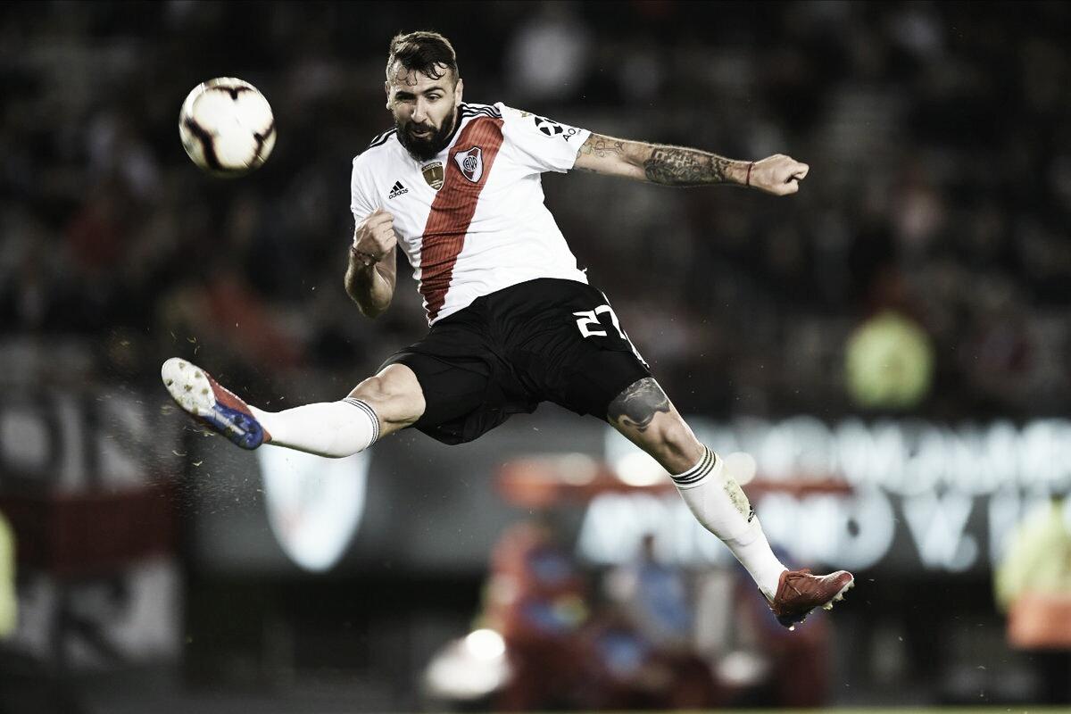 River debuta en la Libertadores con suplentes ante Liga de Quito