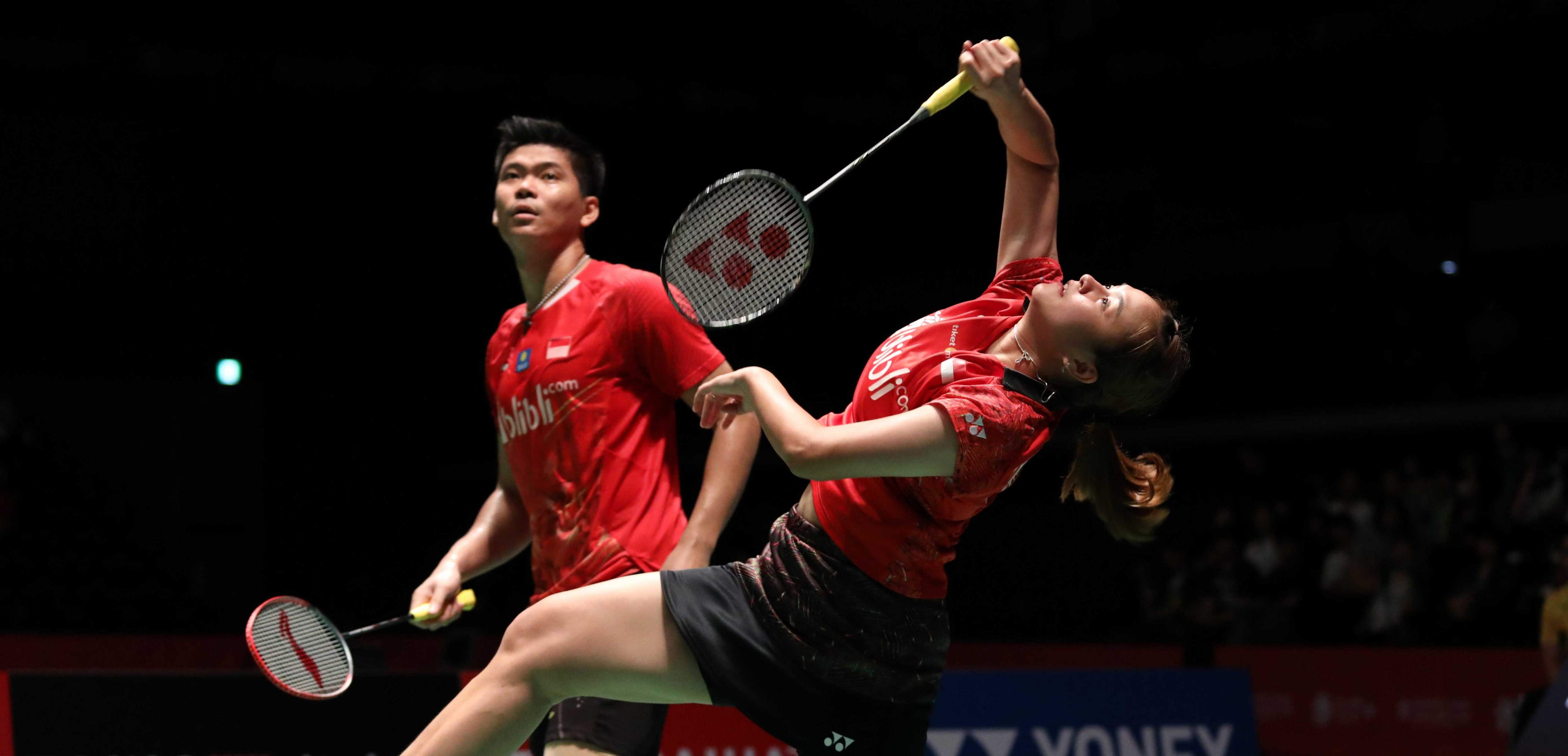 Praveen / Melati Kandas di Perempat Final Japan Open 2018