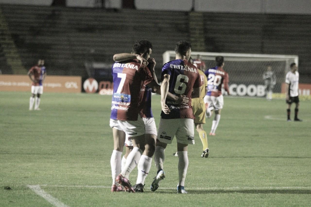 Foto: Rui Santos/Paraná Clube