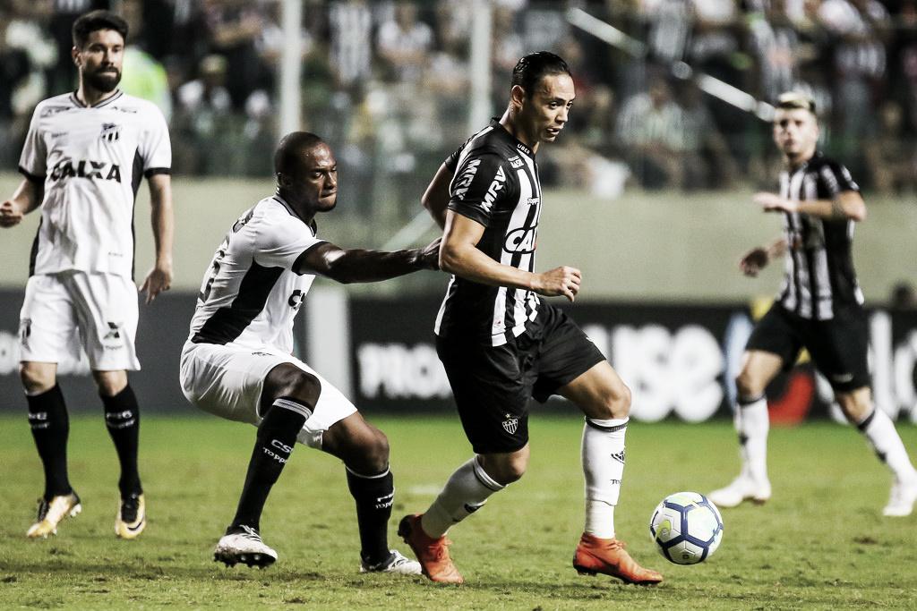 Ceará recebe Atlético-MG no Castelão buscando se afastar do Z-4