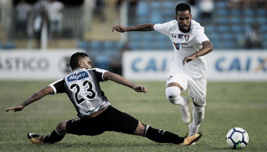 Em busca do alívio, Fluminense recebe Ceará no Maracanã