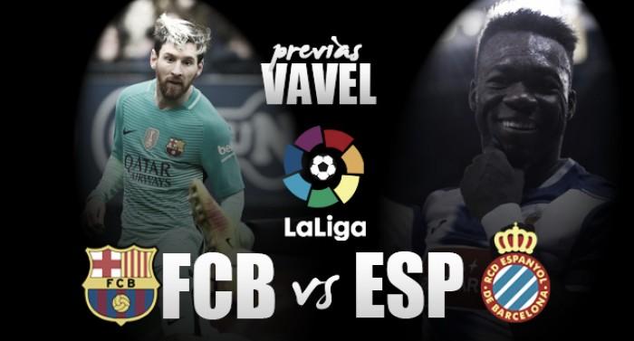 Precisando da vitória, Barcelona recebe Espanyol no primeiro clássico catalão da temporada