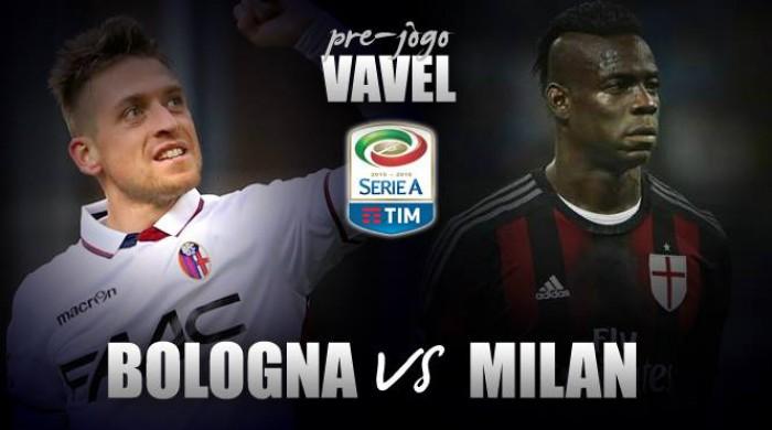 Em crise, Milan visita Bologna para voltar a vencer e seguir na luta pela Europa League