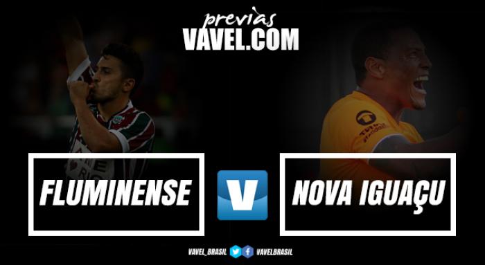 Após classificação na Copa do Brasil, Fluminense enfrenta Nova Iguaçu pela Taça Rio