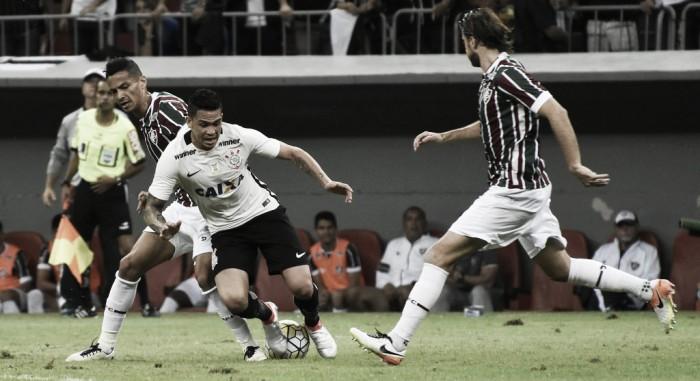 De volta ao Rio, Fluminense encara desfalcado Corinthians pelas oitavas da Copa do Brasil
