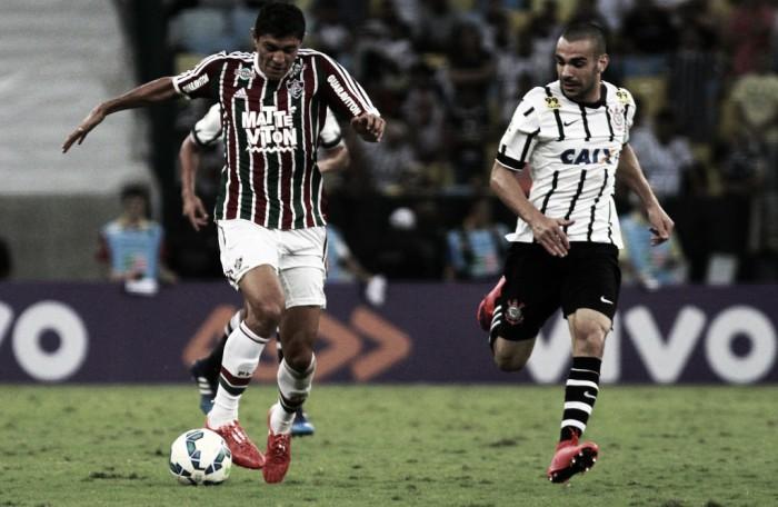 Sem Tite, Corinthians vai até Brasília enfrentar o Fluminense pelo Brasileirão