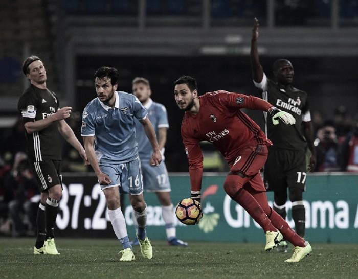 No retorno de Biglia ao Olímpico, Milan encara Lazio pela Serie A