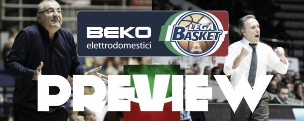 Serie A Beko, la dodicesima giornata: big match Milano-Brindisi, Reggio per la fuga