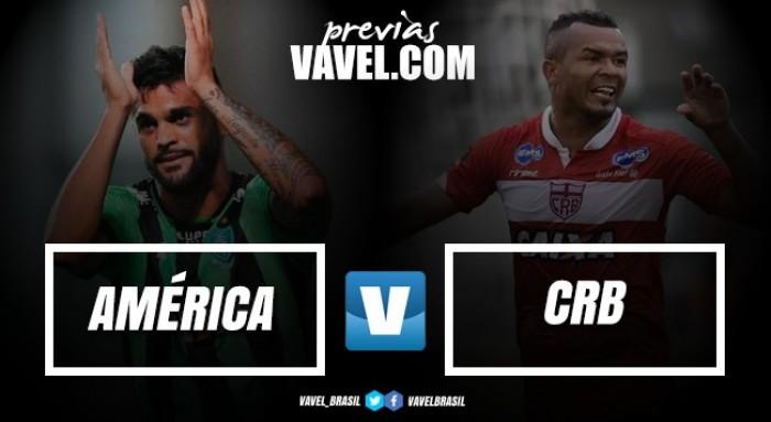 Com promessa de casa cheia, América-MG enfrenta CRB para vencer Série B após 20 anos