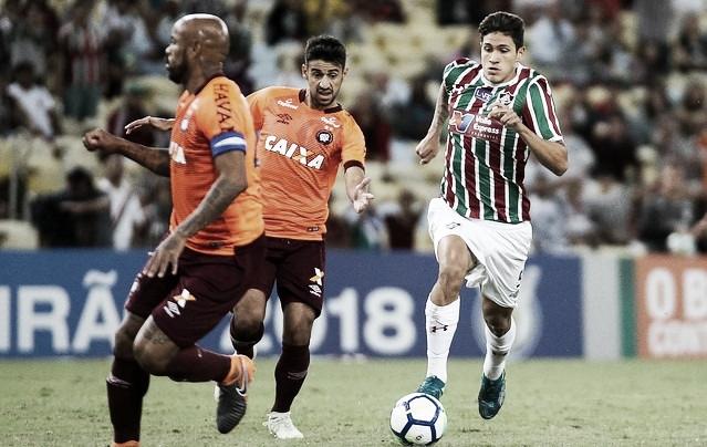 Athletico e Fluminense se enfrentam tentando superar derrotas recentes